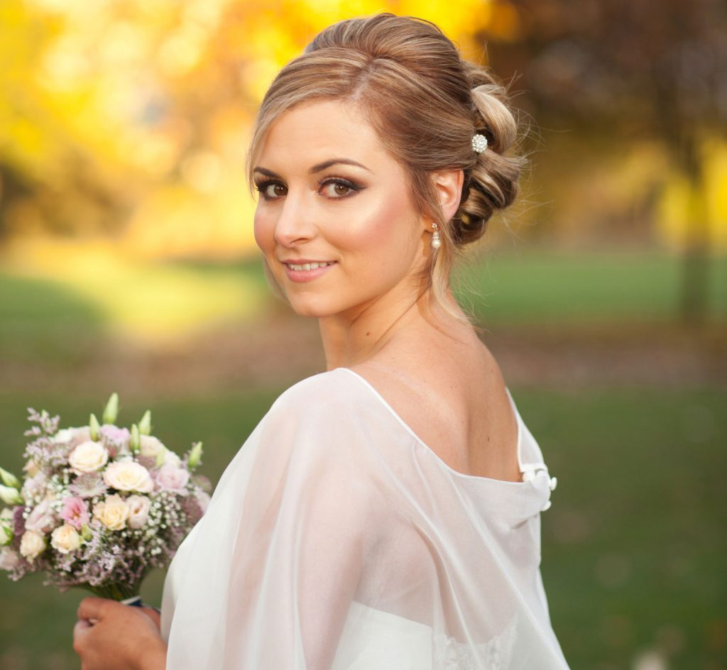 Belle Bridal Hair